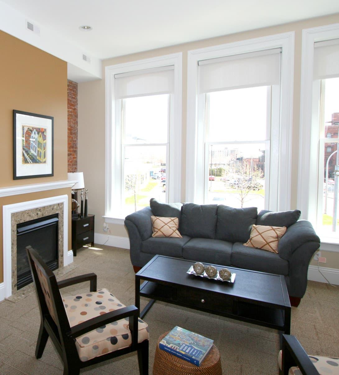 Residential First Amherst Development